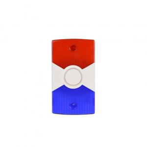 紅藍雙色警報閃光喇叭