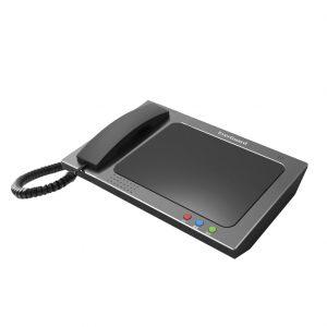 10吋觸控式緊急求救(影像)對講主機-話筒