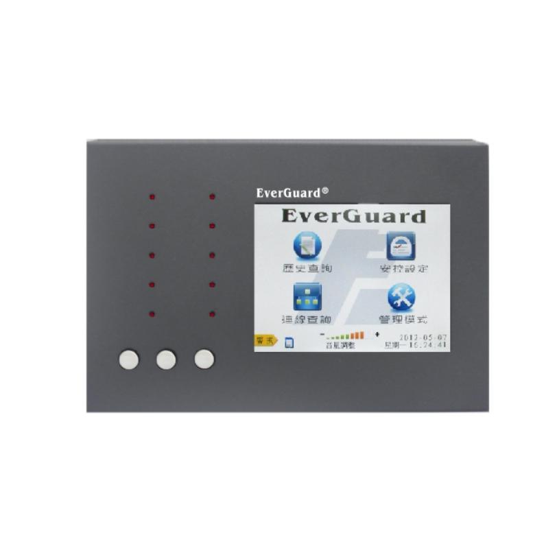 LCD觸控式緊急求救主機