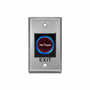 紅外線不鏽鋼開門按鈕