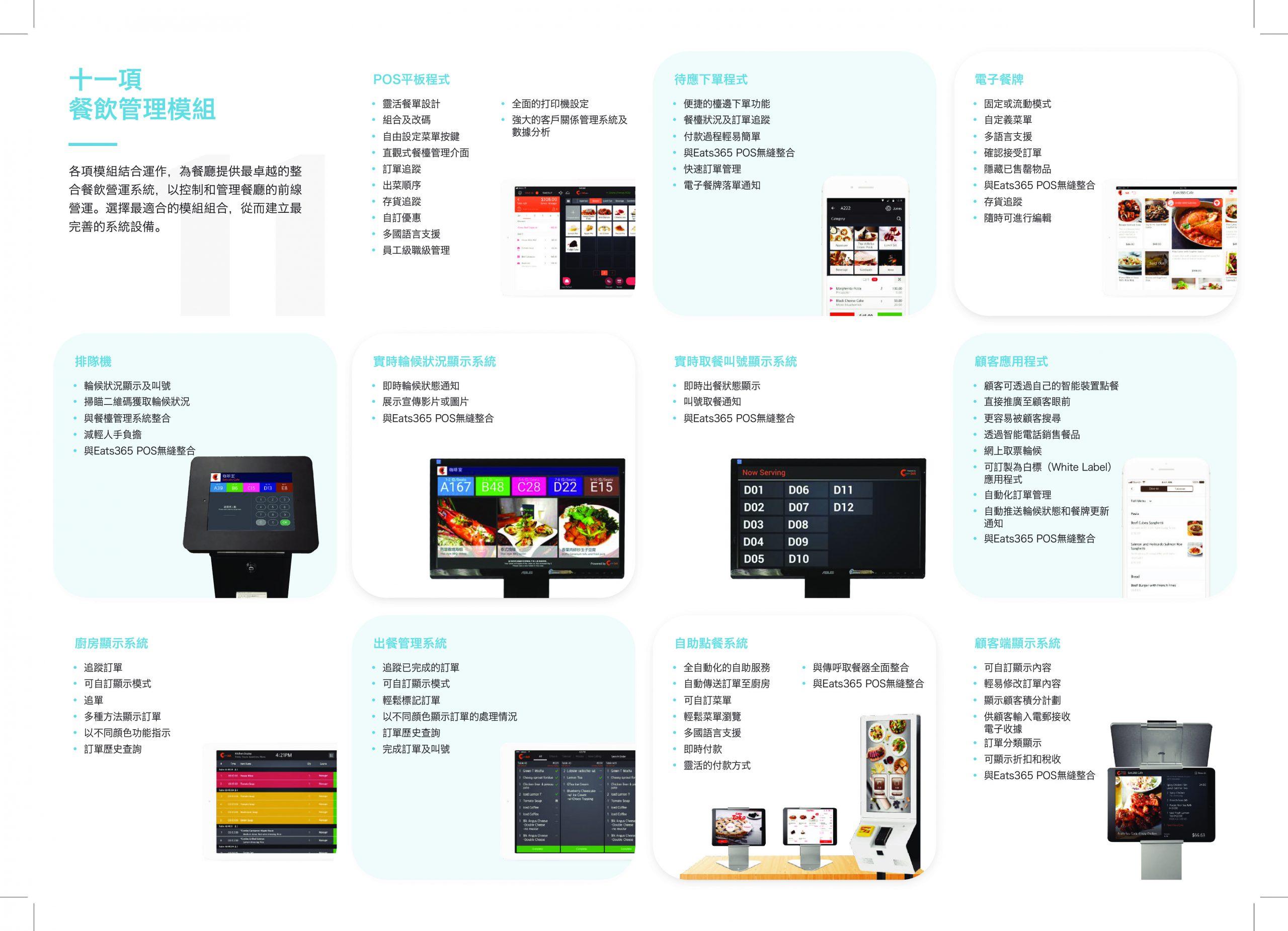 Eats365雲端餐飲管理系統